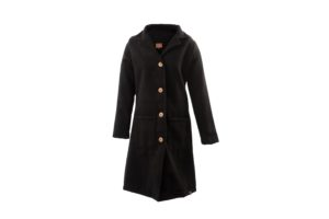 Long Jacket BASIC BLACK