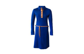 Dress Polo BASIC COBALT