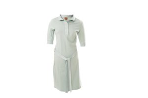 Dress Polo BASIC MINTGROEN