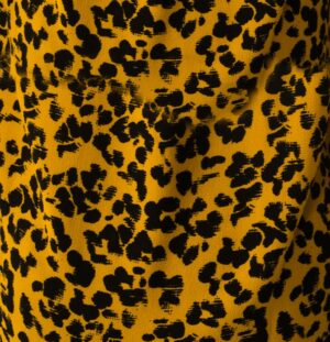 Leopard Yellow Small 20022